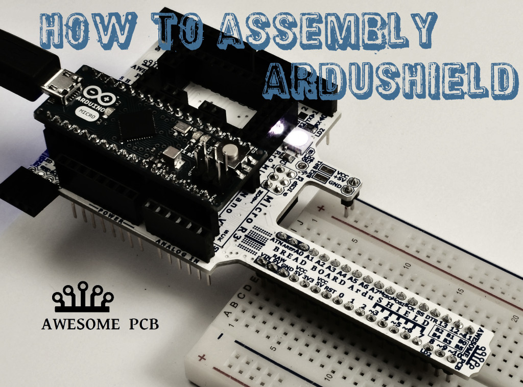 main ArduSHIELD_how to assembly_black